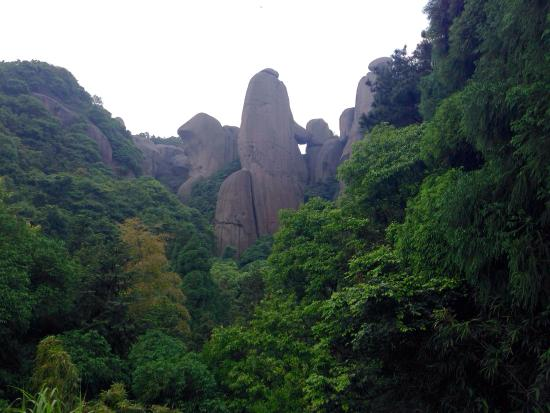 Fuding, Cina: Great hike in the nature