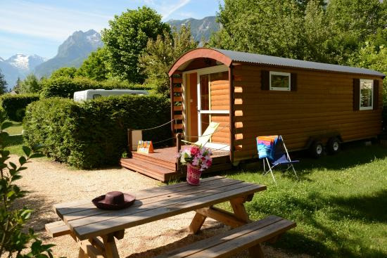 Piscine du camping - Picture of Camping a la Rencontre du Soleil, Le ...