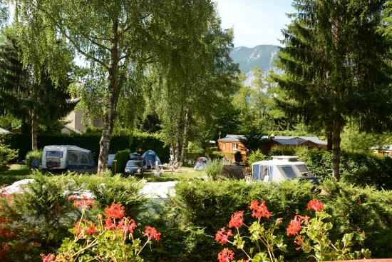 ... of Camping a la Rencontre du Soleil, Le Bourg-d'Oisans - TripAdvisor