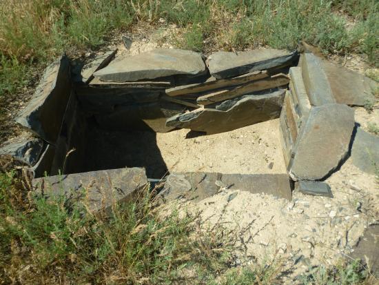 Tamgaly Gorge: Древнее захоронение