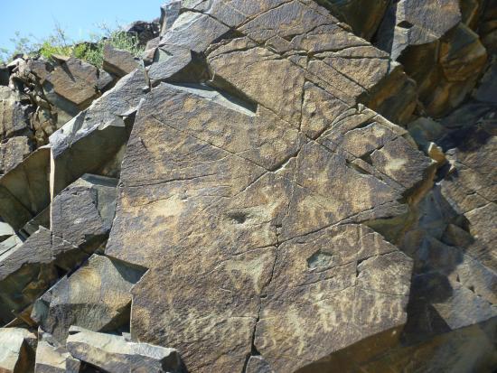 Tamgaly Gorge: Один из самых интересных и загадочных петроглифов