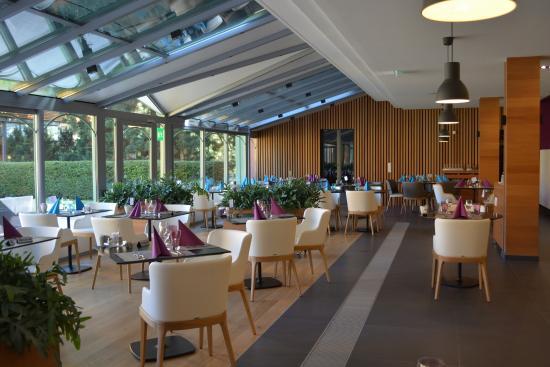 Restaurant la table des bains photo de grand hotel des for Groupon grand hotel des bains