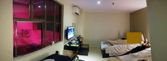 Asia Stars Hotel: panorama