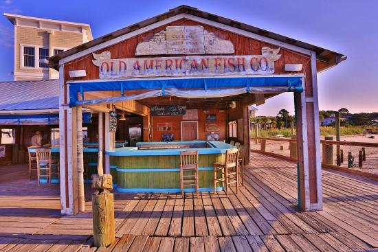 Old American Fish Company