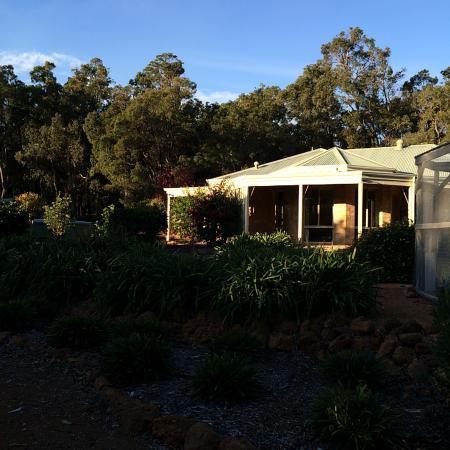 Gidgegannup, Austrália: Part of the house