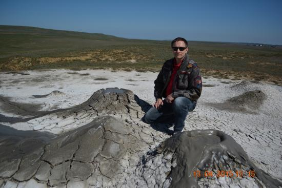 Bulganakskiye Mud Volcanos
