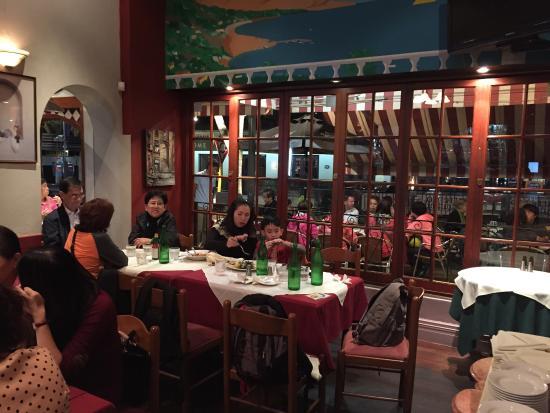 Italian Restaurant Sorrento Vic