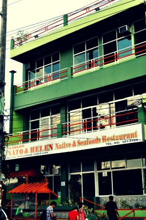Iloilo's Nato and Helen Native and Seafoods Restaurant