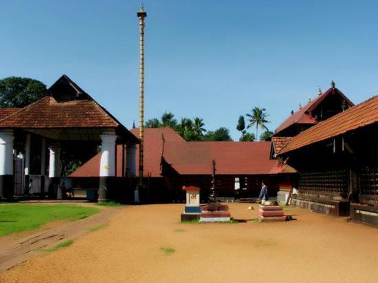 Kottayam, India: Kidangoor Subrahmanya Swami Temple