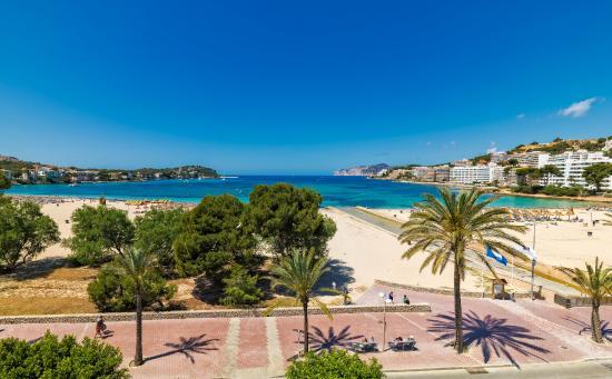 H10 playas de mallorca bewertungen fotos for Aparthotel d or jardin de playa santa ponsa
