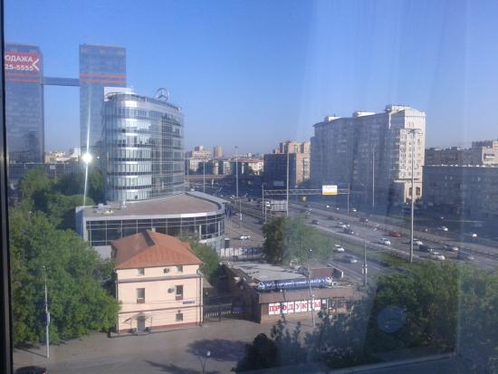 Фото вид из окна москвы