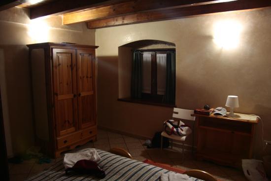 Bed & Breakfast La Corte : наша комната
