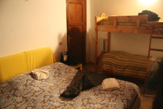 Bed & Breakfast La Corte : комната друзей
