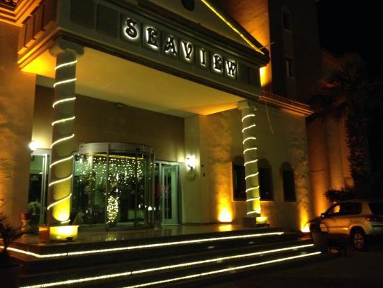 Seaview Suite Hotel: Giriş