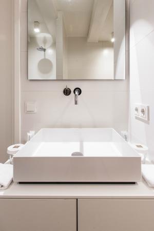 b&nb Herengracht Garden View - Bathroom