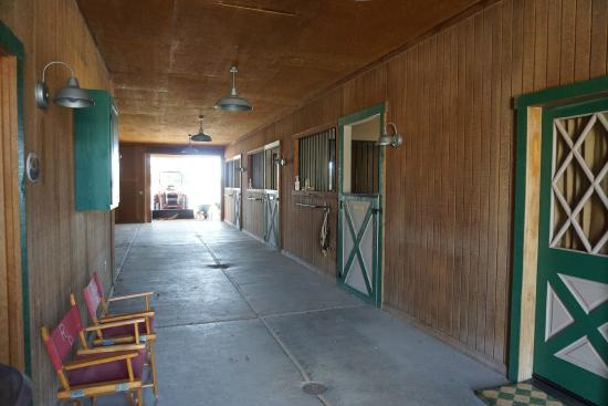 Catheys Valley, Kalifornia: Laden hvor nogen af værelserne er.