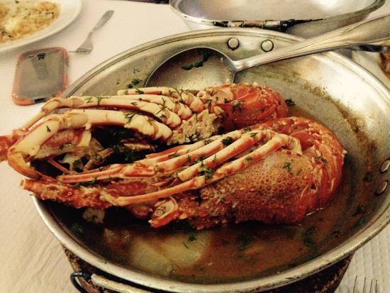 Restaurante Tavola: Seafood Cataplana