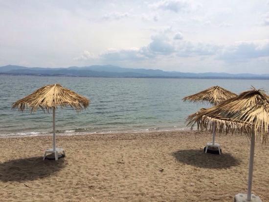 Érétrie, Grèce : Εκπληκτική θέα.. Ο καλύτερος καφές!