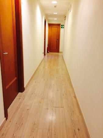 Hotel Bixio : Corridoio