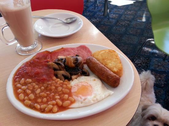 north bay cafe: £2.75! Wow!