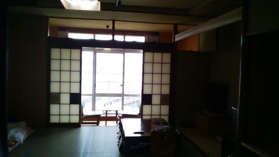 Umino Hotel Ichinotaki: お部屋です