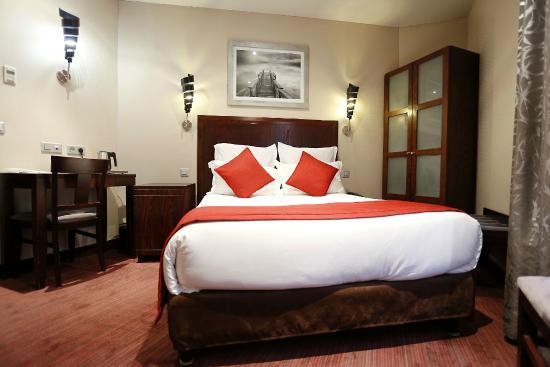 Grand Hotel Francais: Chambre Standard