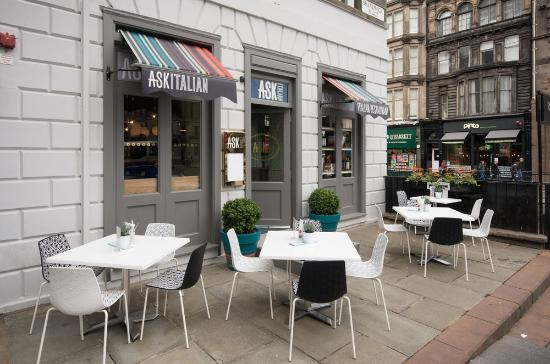 ASK Italian - Edinburgh