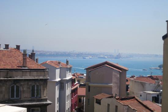 Galata Homes: Sea view