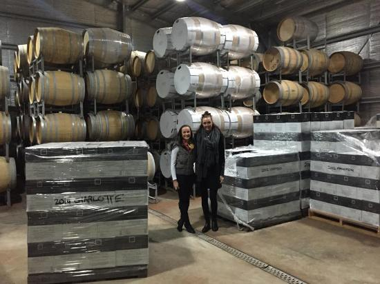 The Road Less Travelled Wine Tours: Brown Hill Estate