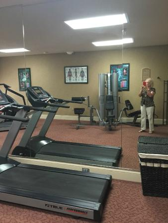 Holiday Inn Express Hotel & Suites Midtown : Fitness Center