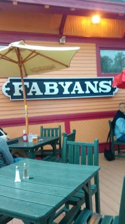 Fabyan S Station Restaurant