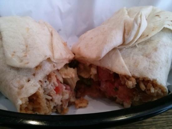 Bay Area Burrito Company: Burrito des Monats