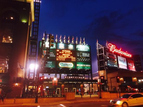 Hotels Near Ballpark Village St Louis