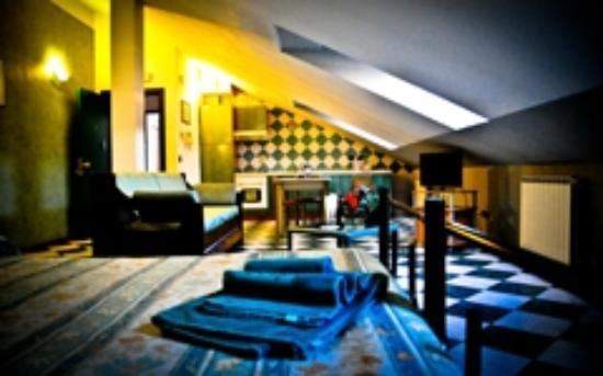Hotel Residenza delle Alpi : Suite 8° piano