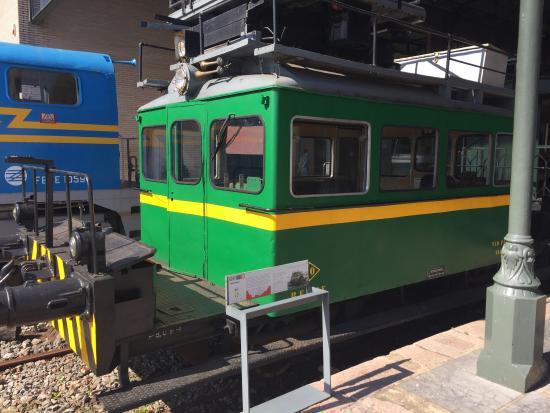Museo del Ferrocarril: photo0.jpg