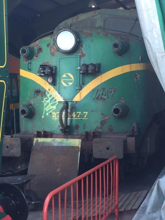Museo del Ferrocarril: photo1.jpg