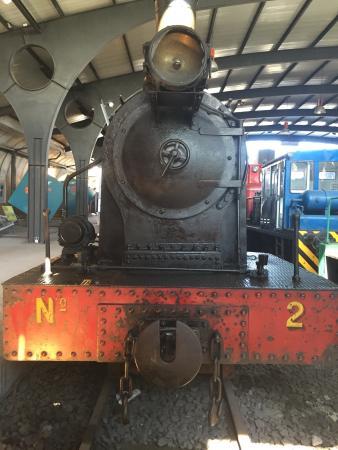Museo del Ferrocarril: photo2.jpg