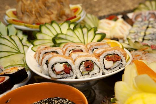 Churrascaria Estancia : Culinária japonesa