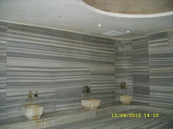 Arma's Resort Hotel: хамам