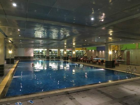 Fm7 Resort Hotel Jakarta Pool And Spa Area