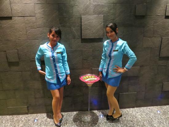 FM7 Resort Hotel Jakarta : Spa Girls