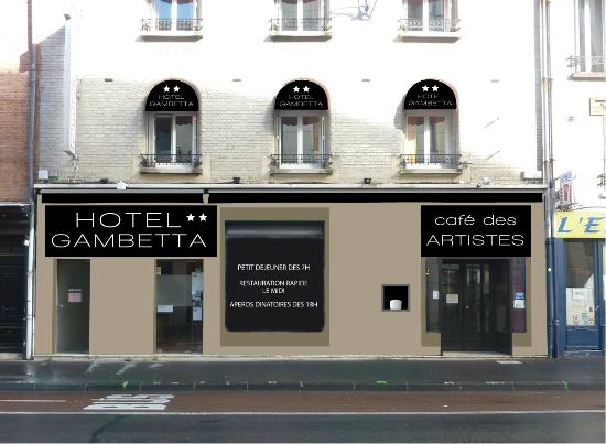 Hotel gambetta prices reviews reims france for Hotels reims