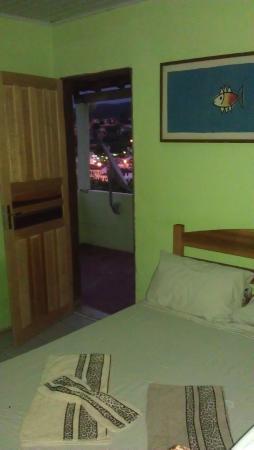 Pousada da Lurdinha: View from the room