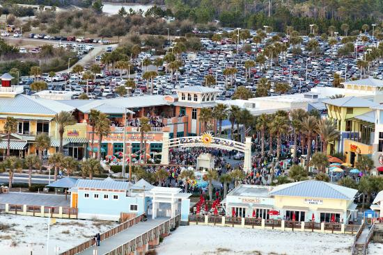 Pier Park Is The Top Dining Ping And Entertainment Destination In Northwest Florida