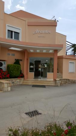 Avantis Suites Hotel Photo