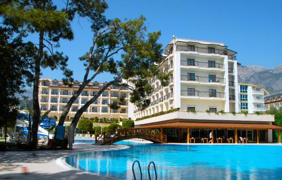 SENTIDO Palmet Resort: SENTIDO Palmet Beach Resort