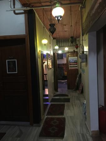 Mystic Hotel: hall
