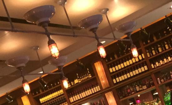 Urban Table: bar area