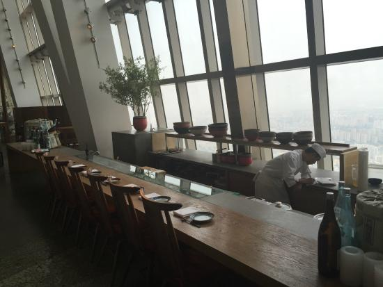 Bar picture of dining room at park hyatt shanghai shanghai dining room at park hyatt shanghai bar sushis sxxofo