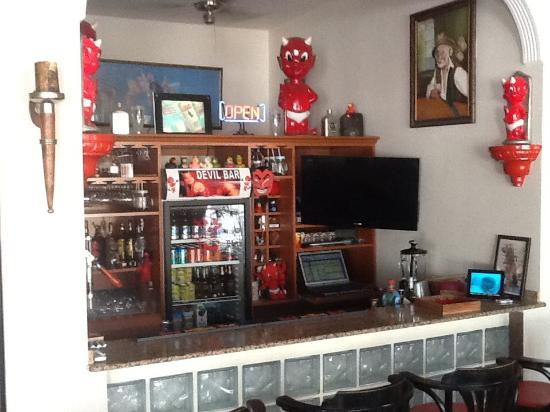 Hotel Angel Saadet: The Devil Bar